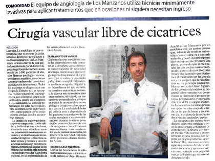 Varices sin Cicatrices